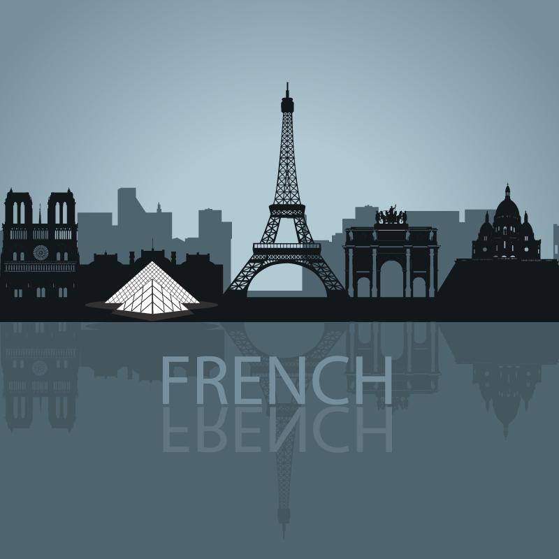 На французский